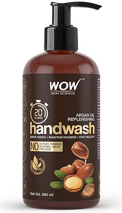 WOW Skin Science Handwash product