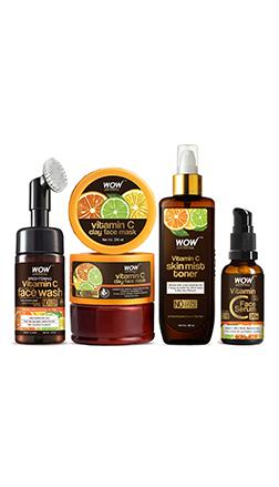 WOW Vitamin C Combos