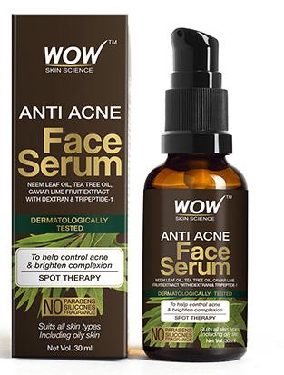 WOW Skin Science Vitamin C Face Serum