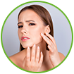WOW Skin Science Cedarwood Essential Oil help deal with acne flare-ups