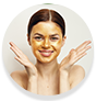 WOW Skin Science Gold Clay Face Mask helps to draw out dirt, exfoliate dead skin layer