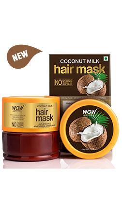 WOW Skin Science Hair Mask