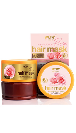 WOW Skin Science Hair Mask for Normal Hair