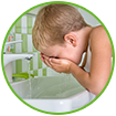 Kids Cool Suds Foaming Face Wash for smooth and soft