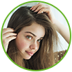 WOW Skin Science Patchouli Essential Oil helps restore hair's lost shine