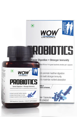 WOW Life Science Probiotic