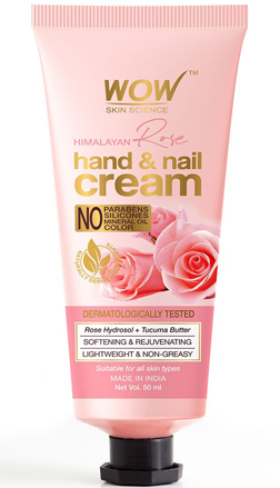 WOW Skin Science Himalayan Rose Hand & Nail Cream product