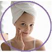 Helps to keep skin healthy