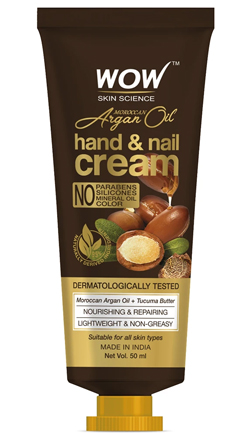 WOW Skin Science Moroccan Argan Hand & Nail Cream product