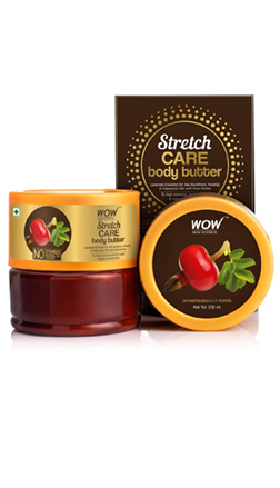 WOW Skin Science Stretch Care Body Butter product