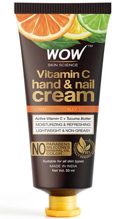 WOW Skin Science Vitamin C Hand & Nail Cream product