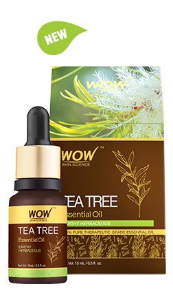 WOW Skin Science Sweet Orange Essential Oil