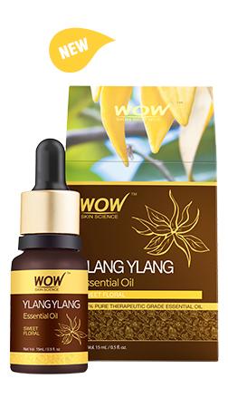 WOW Skin Science Ylang Ylang Essential Oil