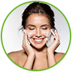 WOW Skin Science Apple Cider Vinegar Face Wash for pollution and makeup residue