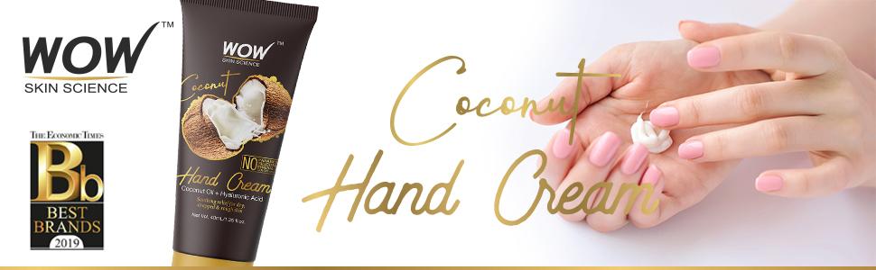 WOW Skin Science Hand Cream